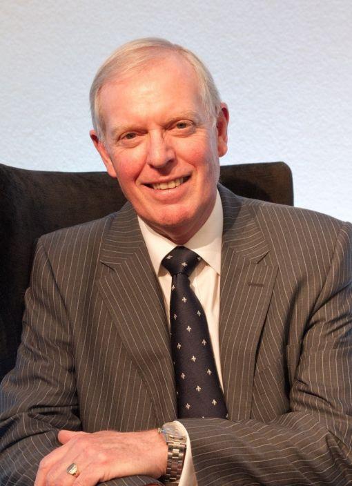 Dr Ken Cunningham CBE